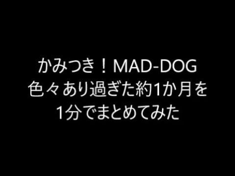 Xxx Mp4 【H 1グランプリ】かみつき!MAD DOGの壮絶過ぎる約1か月を1分にまとめてみた【へきトラさんコラボ熱望】 3gp Sex
