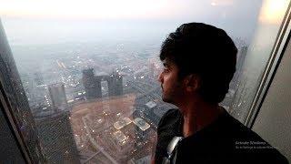At The Top Of BURJ KHALIFA   Dubai