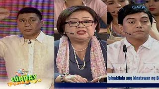 Sunday PinaSaya: Rodney Juterte meets Sen. Dilema and Herbie Colonganco
