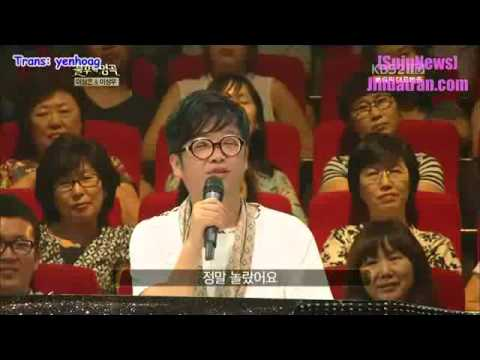 VIETSUB 120811 Super Junior Ryeowook Full Cut Immortal Song 2 ep 61 Part 2
