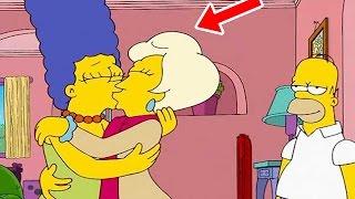 6 Personajes GAYS de los Simpsons