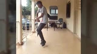 Dos D'Afrique le meilleur danseur d'Abidjan