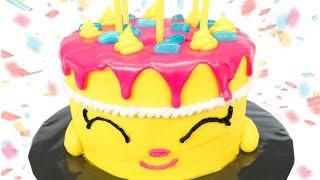 Shopkins Cake: How to make Shopkins
