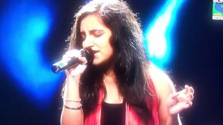 PURVI INDIAN IDOL 6