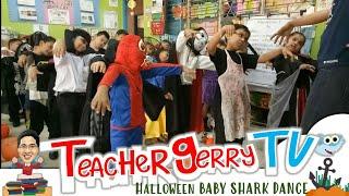 Baby Shark Dance Halloween Edition