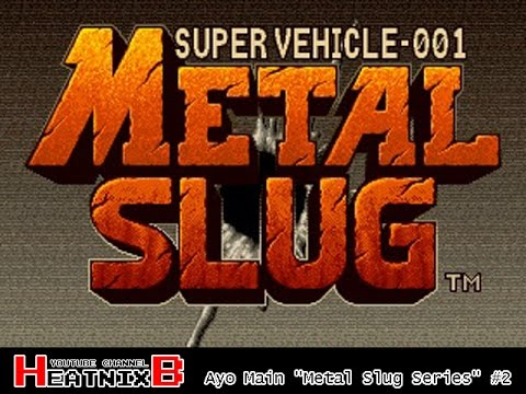 Ayo Main Metal Slug Series #2 - SEE YOU IN HELL