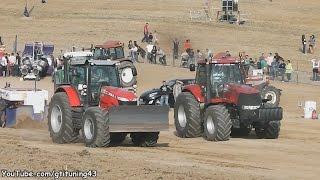 Tractor Race - Case, Claas, Fendt, Fiatagri, Massey Ferguson, New Holland