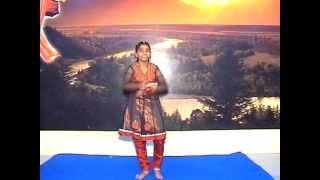 P.K.Supraja- Dance for