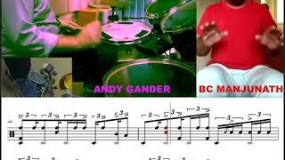 Andy Gander & BC Manjunath
