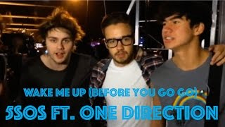 5SOS ft. 1D - Wake Me Up (Before You Go Go)