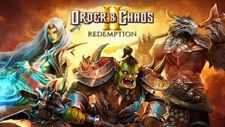 Order & Chaos 2 Redemption Review (Xiaomi Mi Pad 2 Gameplay) - Androidpipe.com