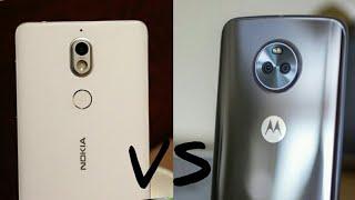 MOTO X4 VS NOKIA 7 IN-DEPTH COMPARISON || HINDI