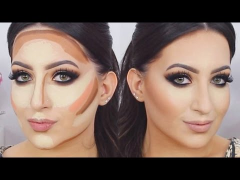 ♡ Contour and Highlight PRO - Make Up Tutorial ♡ (English)