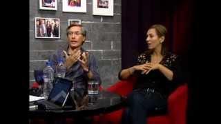 Federico Salazar y Katia Condos en no Culpes a la Noche 1 (15/03/2013)