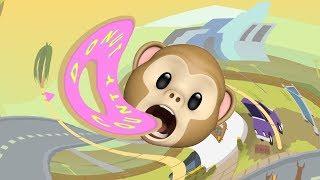 NOM NOM!! | Donut County Full Gameplay