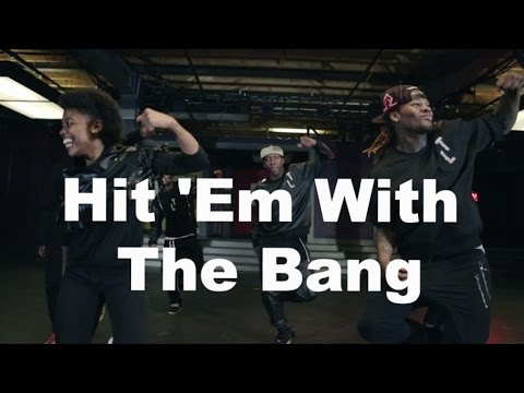 @DJLILMAN973 Ft. Dj Panic - Hit 'Em With the Bang (Official Music Video)