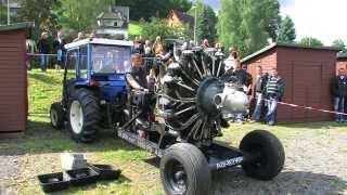 Bulldog-Freunde-Erzgebirge 3-3 die Stationärmotoren - Stationary Engine Rally