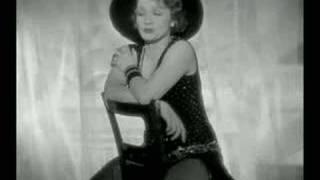 Falling in Love Again - Blue Angel - Marlene Dietrich