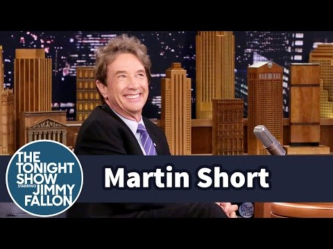 Martin Short Takes Shots at Bill O Reilly United Airlines and Jimmy Fallon