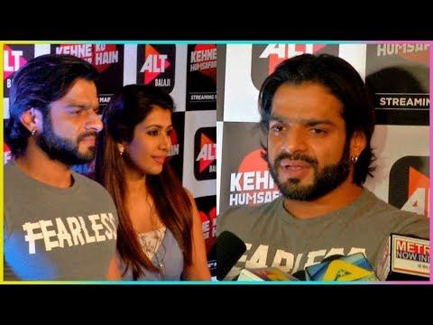 Xxx Mp4 Karan Patel And Ankita Bhargava Talk About Working TOGETHER 3gp Sex