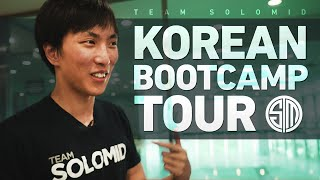 TSM Korean Bootcamp Tour