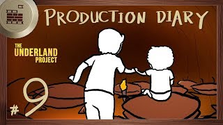 Animatics Done! | PRODUCTION DIARY  Entry #9 | The Underland Project