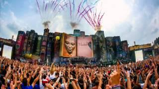 Yves V ft Dani L Mebius - Chained (Tomorrowland 2012) (cut)