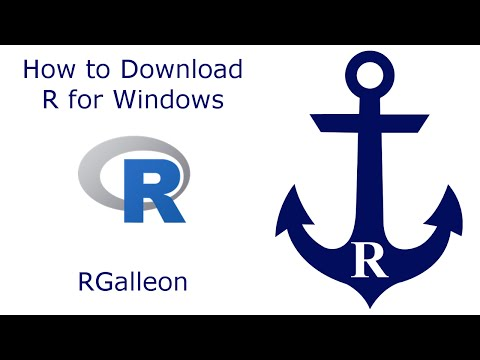 How to Download R for Windows