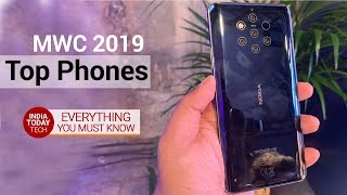 MWC 2019 Roundup: Best phones | India Today Tech