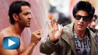Shahrukh Khan, Hrithik Roshan Fight At Karan Johar Birthday Bash 2014