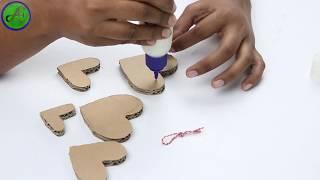 Simple Life Hacks Using cardboard
