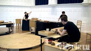 Yale Percussion Group Performs Mauricio Kagel's