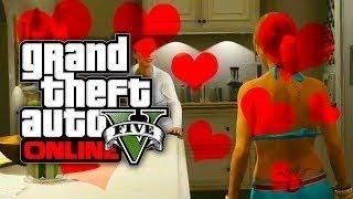 #GTA V - Massacre Especial do Dia dos Namorados ( CONTEÚDO ADICIONAL FREE !!! )