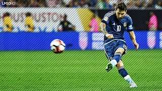 Lionel Messi ● All Goals & Assists in Copa America 2016 | HD