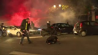 """فرنسا: قتيل ومئات الجرحى في احتجاجات """"السترات الصفراء"""""""
