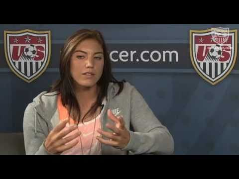 Studio 90 Extra Time Hope Solo Pt. 1