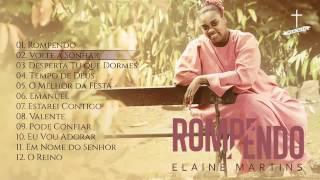 Elaine Martins Rompendo   2016   CD Completo