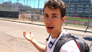 Last Day Of School Roof Party at Boston University | VLOG⁴ 002