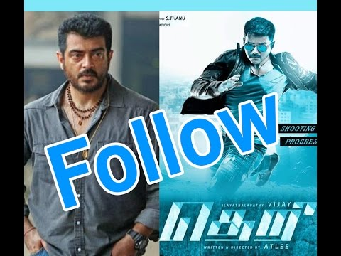 Vijay And Ajith Follow The Same Path | Theri Movie | Updates - entertamil.com