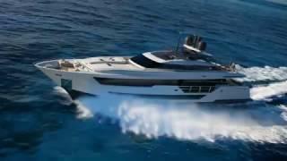 Luxury MegaYacht - Custom Line 120' Project