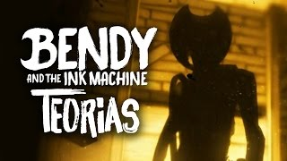 TEORÍAS DEL CAPÍTULO 1 Y 2: ¿POR QUÉ BORIS SIGUE VIVO? | Bendy and the Ink Machine