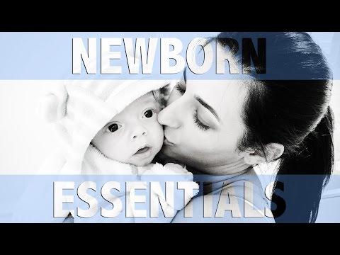 Newborn Baby Essentials and 1st Month Must Haves | Ysis Lorenna