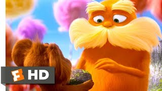 Dr. Seuss' the Lorax (2012) - The Guardian of the Forest Scene (5/10) | Movieclips