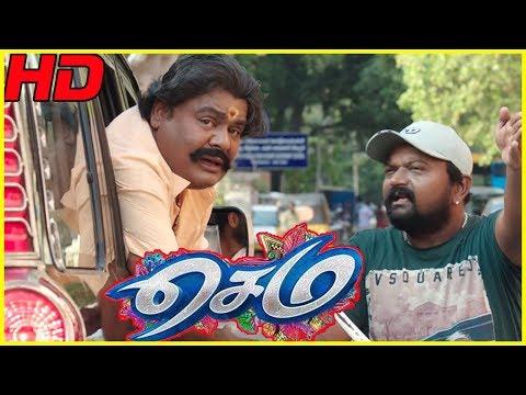 Xxx Mp4 Sema Tamil Movie Scenes Mansoor Ali Khan Comes To Chennai Kovai Sarala Comedy GV Prakash 3gp Sex