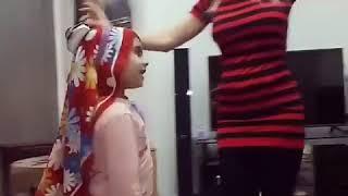 رقص بسیار زیبای دختر ایرانی در خانه