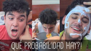 QUÉ PROBABILIDAD HAY?! (FT. RIX Y DANIEL BAUTISTA) | Sebastián Villalobos