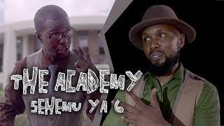 The Academy - Sehemu ya 6