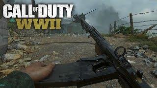 PHANTER HARKT MET DE LMG! (Call Of Duty WW2 PC Beta #6)