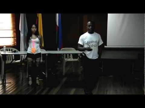 Los Diez Pasos Más Conocidos de la Salsa Caleña Con Carlos Alberto Estacio