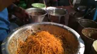 Chennai Street Food - Atho a Burmese food made for 20 customers - Indian Street Food